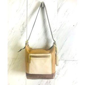 COACH | Legacy  Hobo | color-block Shoulder Bag